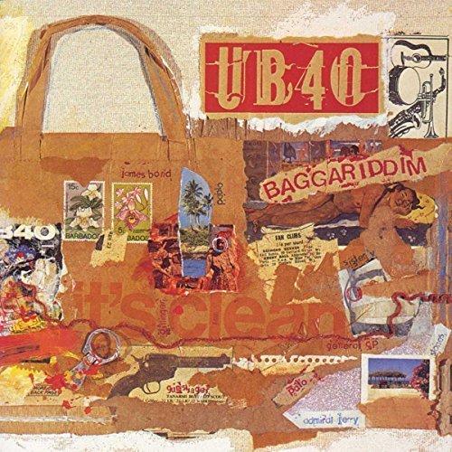 Bild 1: UB 40, Baggariddim (1985)