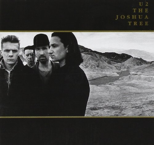 Bild 1: U2, Joshua tree (1987)