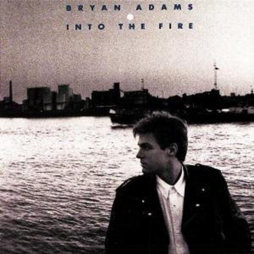 Bild 1: Bryan Adams, Into the fire (1987)