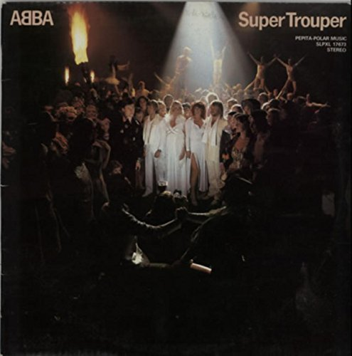 Bild 1: Abba, Super trouper (1980)