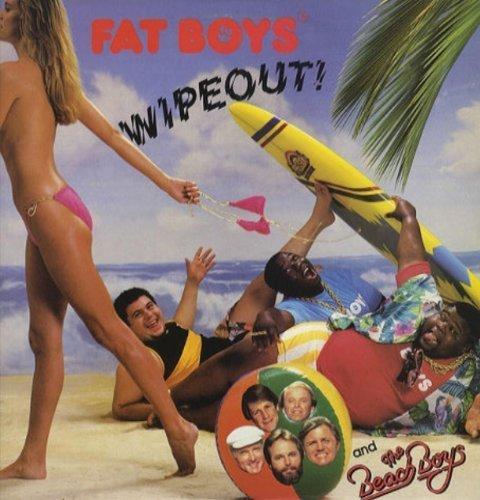 Bild 1: Fat Boys, Wipeout (1987, & Beach Boys)