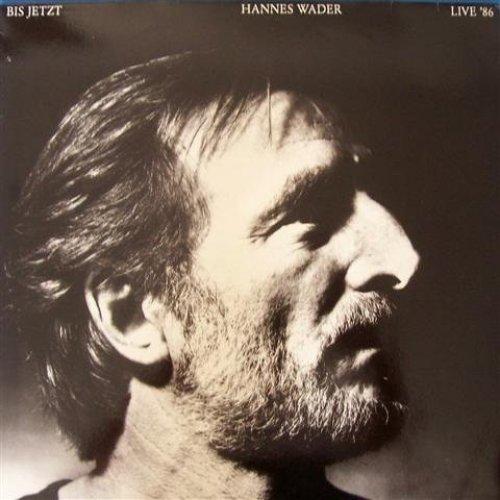 Bild 1: Hannes Wader, Bis jetzt-Live '86