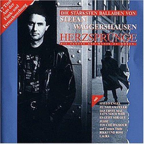 Bild 1: Stefan Waggershausen, Herzsprünge-Die stärksten Balladen (1991)