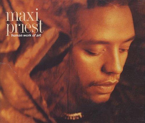 Bild 1: Maxi Priest, Human work of art (1990)