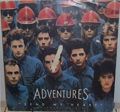 Bild 1: Adventures, Send my heart (1984)