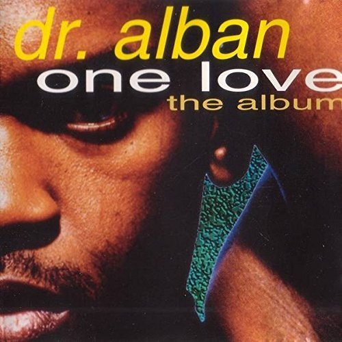 Bild 1: Dr. Alban, One love-The album (1992)
