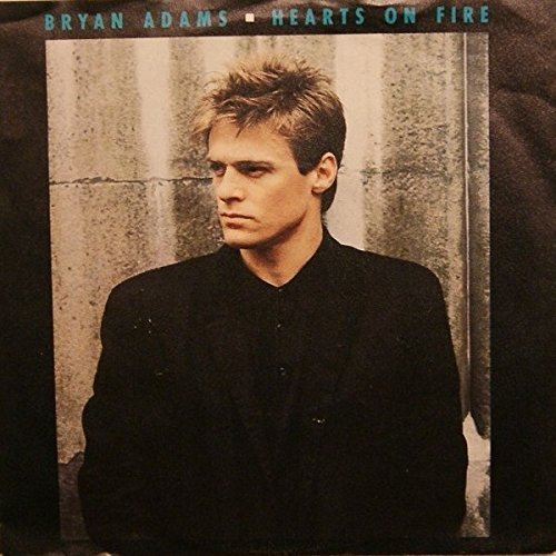 Bild 1: Bryan Adams, Hearts on fire (1987)