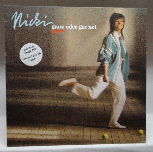 Bild 1: Nicki, Ganz oder gar net (1986)