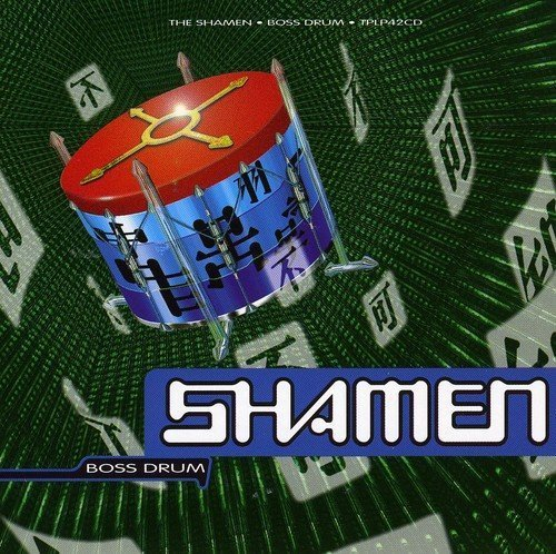 Bild 1: Shamen, Boss drum (1992)