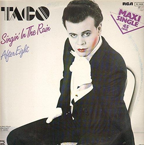 Bild 1: Taco, Singin' in the rain (1983)