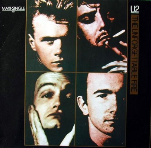 Bild 1: U2, Unforgettable fire