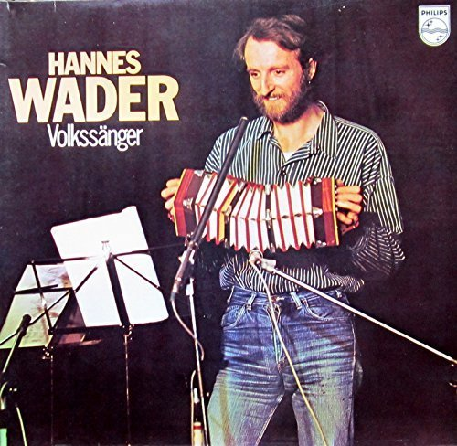 Bild 1: Hannes Wader, Volkssänger (1975)