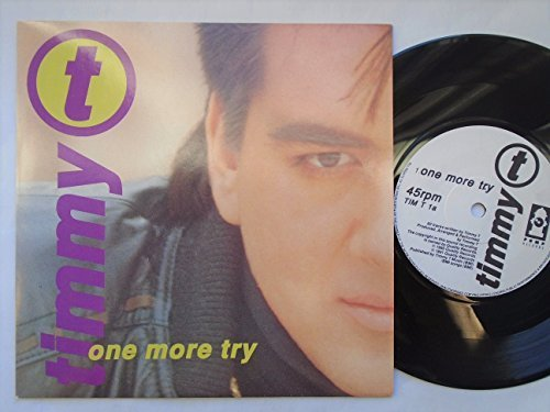 Bild 1: Timmy T, One more try (1991)