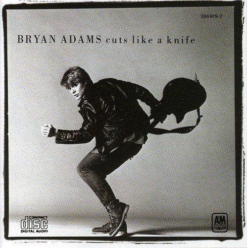 Bild 2: Bryan Adams, Cuts like a knife (1983)