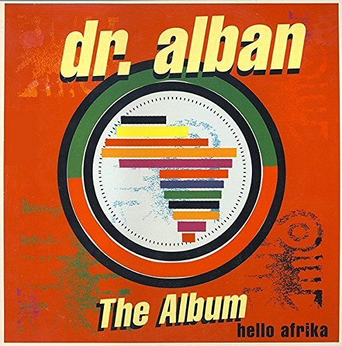 Bild 1: Dr. Alban, Hello Afrika (1990)