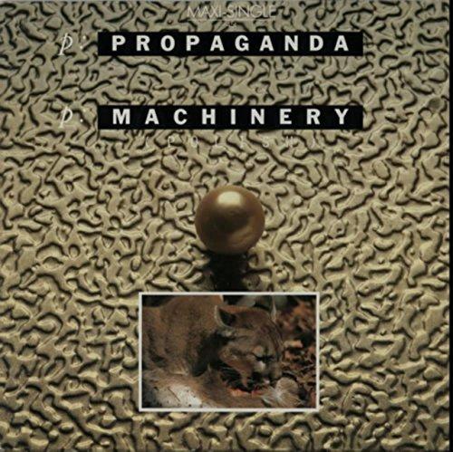 Bild 1: Propaganda, P-Machinery (Polish, 1985)