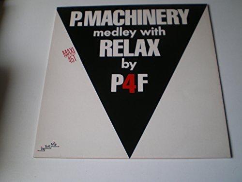 Bild 1: P 4 F, Propaganda for Frankie-P. machinery medley with Relax (#zyx5451)