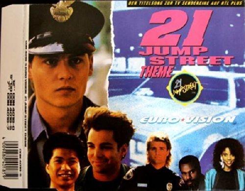 Bild 1: 21 Jump Street, Theme (1992, by Euro*Vision)