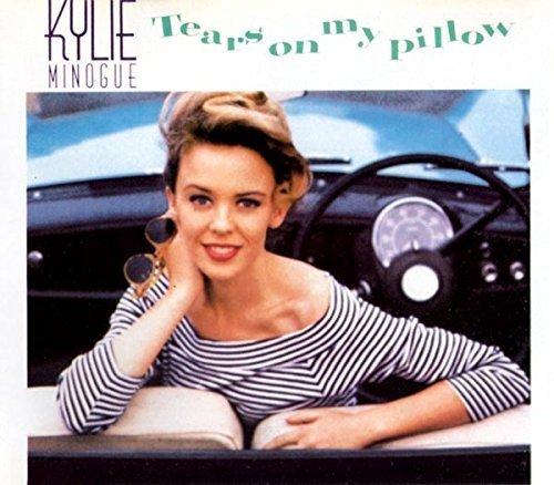 "Bild 1: Kylie Minogue, Tears on my pillow (1990; 5"")"