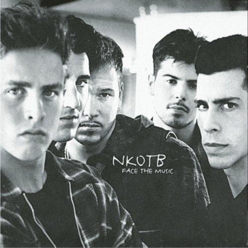Bild 1: New Kids on the Block, Face the music (1994)