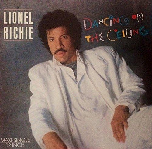 Bild 1: Lionel Richie, Dancing on the ceiling (1986)