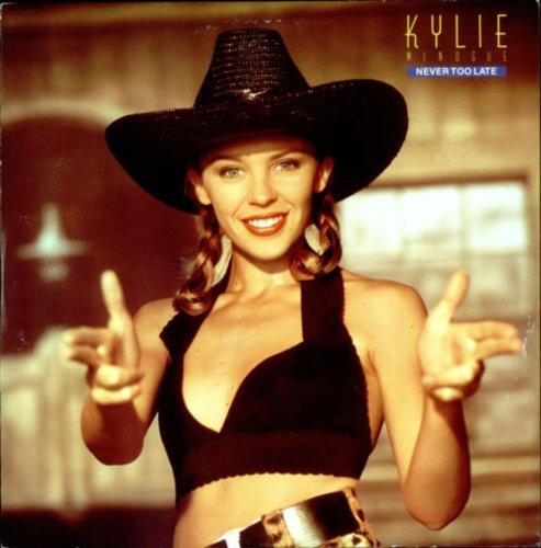 Bild 2: Kylie Minogue, Never too late (1989)