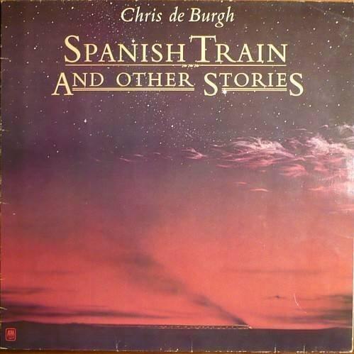 Bild 1: Chris de Burgh, Spanish train and other stories (1975)