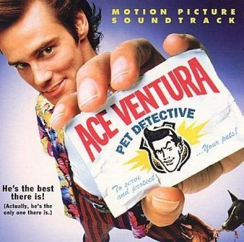 Bild 1: Ace Ventura-Pet Detective (1994), Steve Stevens, Lalo Schifrin, Tone Loc..