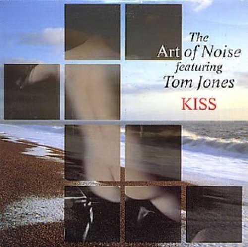 Bild 1: Art of Noise, Kiss (Battery Mix, 1988, cardsleeve, feat. Tom Jones)