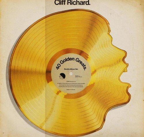 Bild 1: Cliff Richard, 40 golden greats