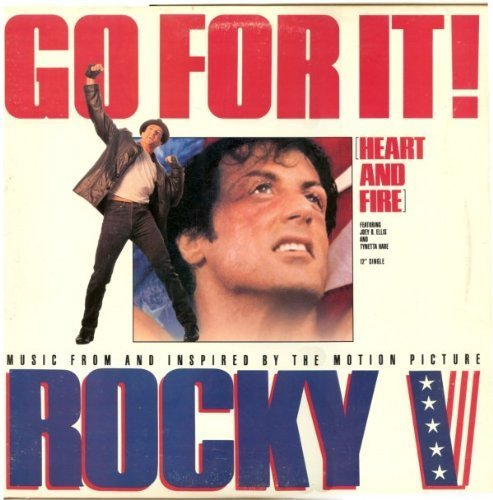 Bild 1: Joey B. Ellis, Go for it! (1990)