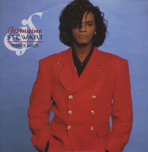 Bild 1: Jermaine Stewart, Tren de amor (1989)