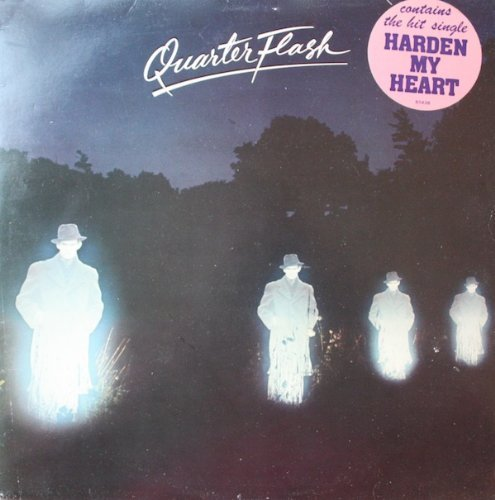 Bild 1: Quarterflash, Same (1981)