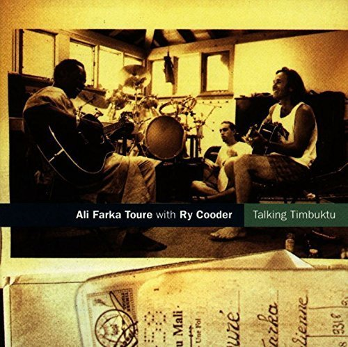 Bild 2: Ali Farka Touré, Talking Timbuktu (1994, & Ry Cooder)