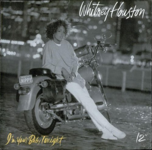 Bild 1: Whitney Houston, I'm your baby tonight (1990)