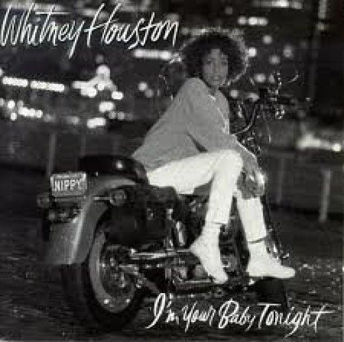 Bild 2: Whitney Houston, I'm your baby tonight (1990)