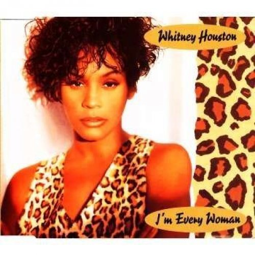 Bild 1: Whitney Houston, I'm every woman (1993)