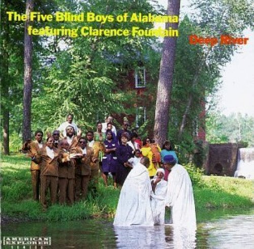 Bild 1: Five Blind Boys of Alabama, Deep river (1992, feat. Clarence Fountain)