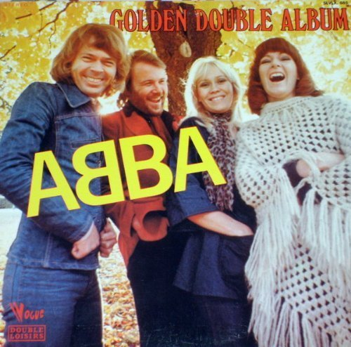 Bild 1: Abba, Golden double album (F)