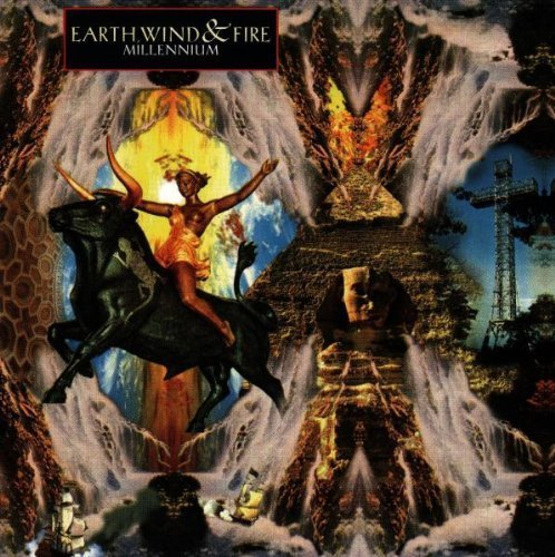 Bild 1: Earth Wind & Fire, Millennium (1993)