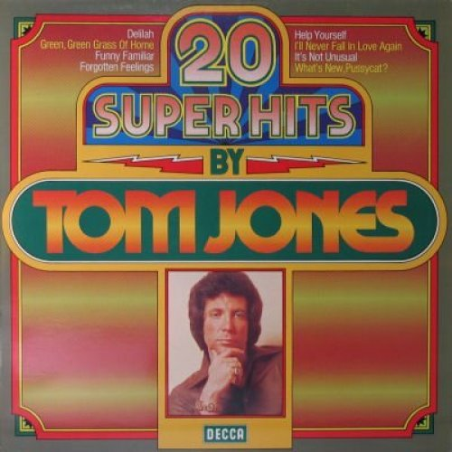 Bild 1: Tom Jones, 20 Super Hits by (1976)