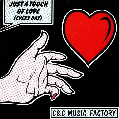 Bild 1: C & C Music Factory, Just a touch of love.. (#6575242)