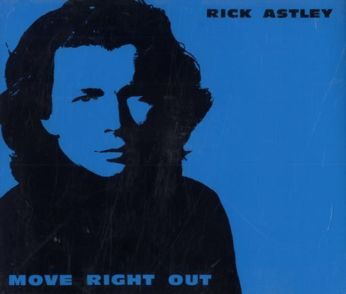 Bild 1: Rick Astley, Move right out (1991)