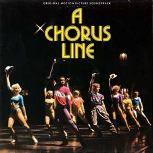 Bild 1: A Chorus Line (1985), Original motion picture soundtrack