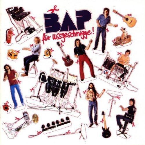 Bild 1: BAP, Für usszeschnigge! (1981)