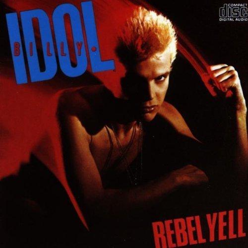 Bild 1: Billy Idol, Rebel yell (1983)