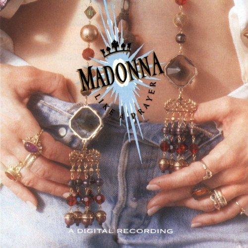 Bild 1: Madonna, Like a prayer (1989)