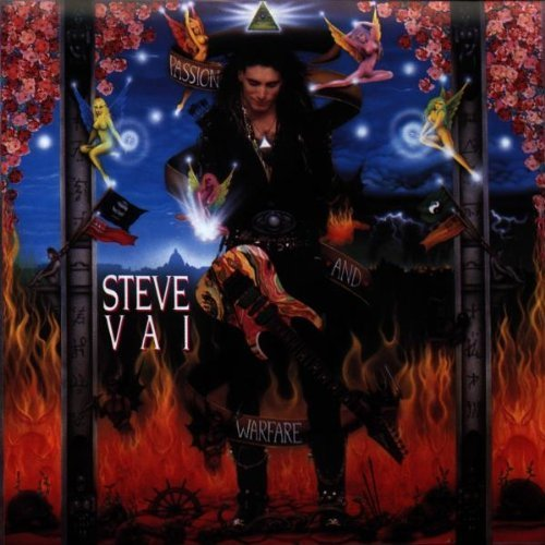 Bild 1: Steve Vai, Passion and warfare (1990)