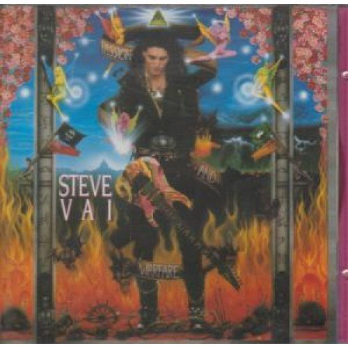 Bild 2: Steve Vai, Passion and warfare (1990)