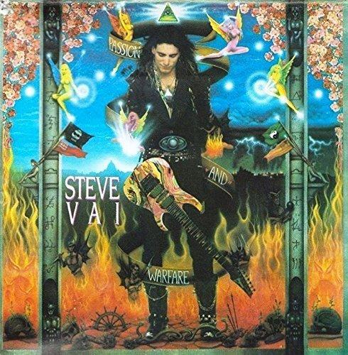 Bild 3: Steve Vai, Passion and warfare (1990)